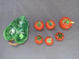 7 Piece Tomato Set