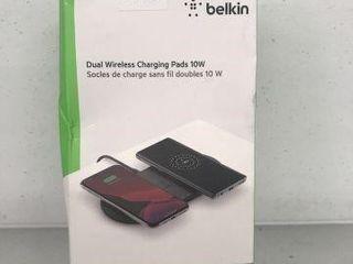BElKIN DUAl WIRElESS CHARGING PADS