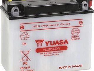 YUASA YB7B B BATTERY