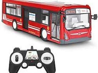 TOYS   GAMES CAR BUS CITY WITH REMOTE CONTROl TOR