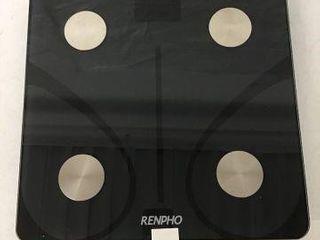 RENPHO SMART BODY SCAlE