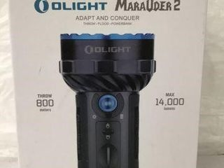 OlIGHT ADAPT AND CONQUER THROW FlOOD POWERBANK