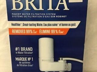 BRITA FAUCET WATER FIlTRATION SYSTEM