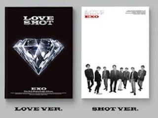 lOVE SHOT  EXO VOl  54
