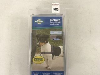 PET SAFE DElUXE EASY WAlK NO  PIll HARNESS SIZE
