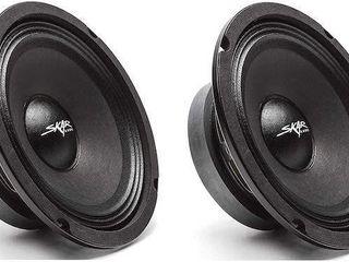 2 PCS SKAR AUDIO FSX65 8 300 WATT 6 5  8 OHM