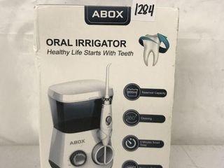 ABOX ORAl IRRIGATOR
