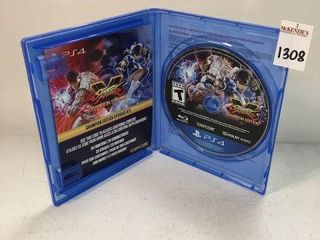 PS4 STREET FIGHTER V VIDEO GAME FOR  TEEN