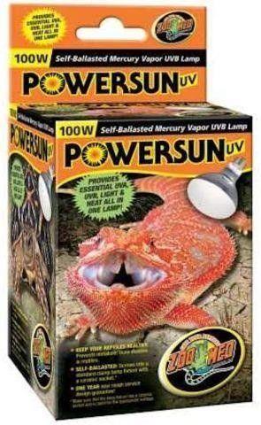 1 PC POWERSUN UV 100W BUlB
