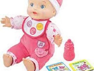 VTECH BABY AMZAE lEARN TO TAlK AND READ BABY DOll