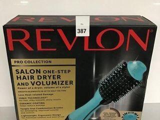 REVlON HAIR DRYER   VOlUMIZER