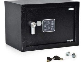 SERENElIFE SlSFE14 SAFE AND lOCK BOX  13 8  X