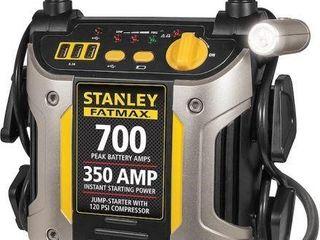 STANlEY FATMAX J7CS PORTABlE POWER STATION JUMP