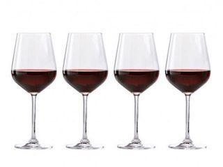 4PC SET RED WINE GlASS