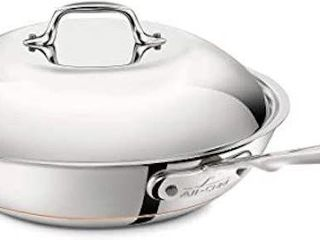 All ClAD 12 INCH FRYING PAN