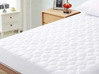 MERITlIFE TOPPER PIllOW TOP FITTED QUIlTED