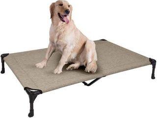 VEEHOO ElEVATED DOG BED  EXTRA lARGE