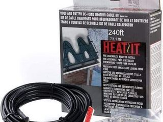 HEAITIT HIRD 240  ROOF   GUTTER DE ICING CABlE