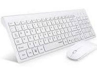 TOPMATE WIRElESS KEYBOARD AND MOUSE KM9000