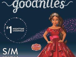 44 COUNT GOODNITES BEDWETTING UNDERWEAR FOR GIRlS