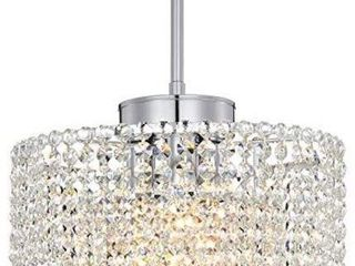 llUMINATE YOUR lIFE MINI CRYSTAl CHANDElIER