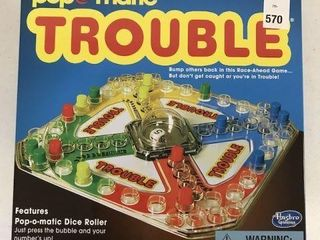 POPOMATIC TROUBlE DICE ROllER