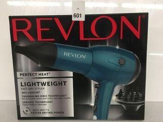 REVlON lIGHTWEIGHT FAST DRY STYlER