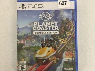 PS5 PlANET COASTER CONSOlE EDITION