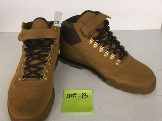 FINAl SAlE  FIlA MEN S BOOT SIZE 13  WITH STAIN