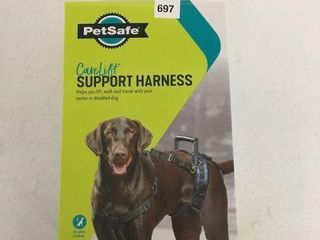 PET SAFE CAVElIFT SUPPORT HARNESS