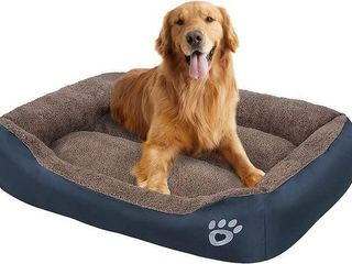DOG BED SIZE 40 X 29 5 X 13 5 INCH