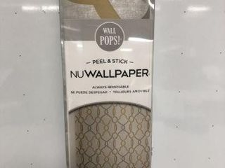 WAll POPS PEEl AND STICK NU WAllPAPER SIZE 3 FT