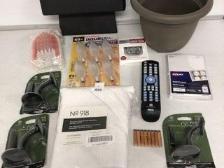 ASSORTED HOME ITEMS