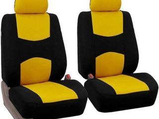 FH GROUP FlAT ClOTH BUCKET SEAT COVERS