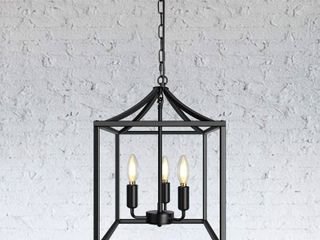 Farmhouse Style 3 light Hanging Pendant