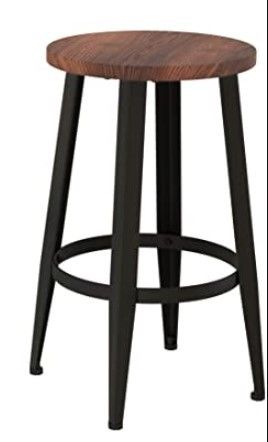 Carbon loft Magie Counter Stool