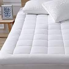 Oaskys Padded Mattress Protector Cali King Size