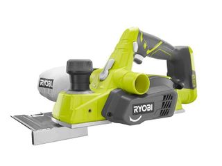 RYOBI 18 Volt ONE  Cordless 3 1 4 in  Planer  Tool Only