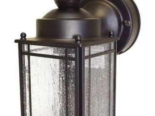 Heathco HZ 4133 OR Oil Rubbed Bronze Motion Outdoor light Fixture