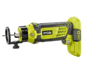 ryobi one  18 volt lithium ion cordless speed saw rotary cutter bare tool p531