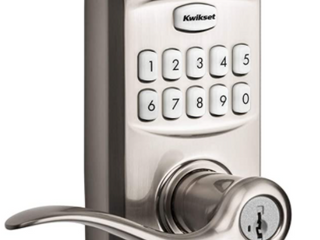 Kwikset Smartcode 917 Residential Electric lever