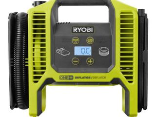 RYOBI 18 Volt ONE  Dual Function Inflator Deflator  Tool Only