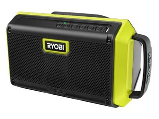 RYOBI ONE  18V Speaker with Bluetooth Wireless Technology  Tool Only