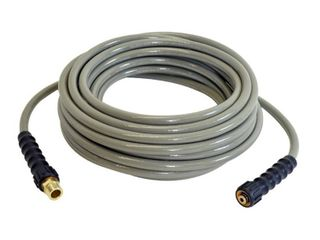 Simpson 40226 3700 PSI Cold Water Replacement Extension Hose for Gas and Electric Pressure Washers  5 16 Inch by 50 Feet