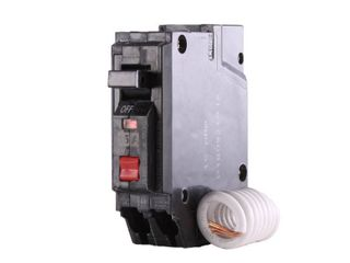 Ge Energy Industrial Solutions THQl1115GFTP 15A Ground Fault Interrupter Circuit Breaker