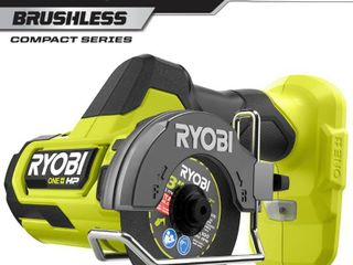 RYOBI ONE  HP 18V Brushless Cordless Compact Cut Off Tool  Tool Only