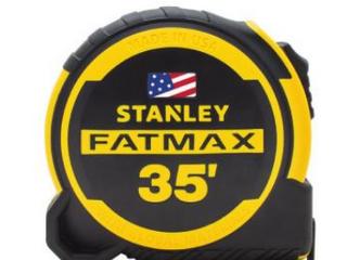 Stanley FATMAX 35 ft  Tape Measure