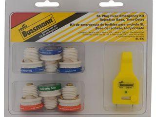 Bussman Sl EK Sl Plug Fuse Emergency Kit