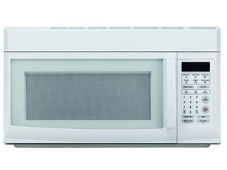 MC SAlES AND MARKETING 1 6 cu  ft  Over the Range Microwave in White