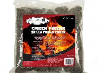 Glowing Ember Fiber  4 oz